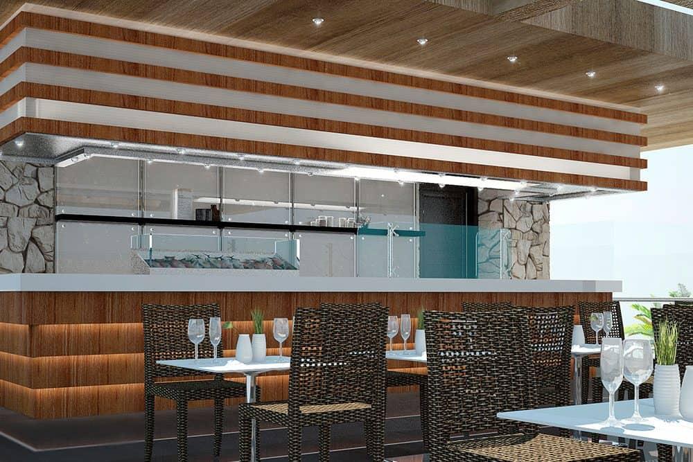 Barra Restaurante el Dorado 15 10 20 DIA