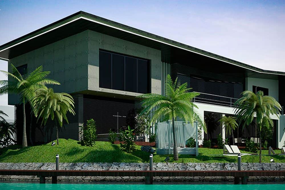 Casa Toni Vista Muelle Cambios Louvers 14 06 20. 1
